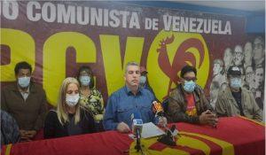 Partido Comunista de Venezuela denuncia campaña de agresiones contra su militancia