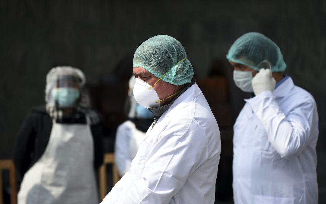 Mueren otros 13 trabajadores sanitarios en tres días por coronavirus en Venezuela