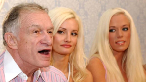 La ex conejita de Playboy Holly Madison reveló la regla sexual secreta de Mansion