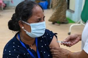 Europa quiere que el 70% de la población mundial mundo esté vacunada contra el coronavirus en 2022