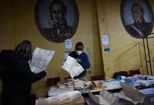 Independientes de amplio abanico de izquierda redactarán nueva Constitución en Chile