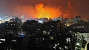 """La Otan apuesta por la """"moderación"""", el """"diálogo"""" y la """"desescalada"""" en Gaza"""