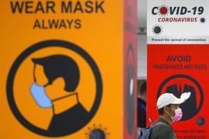 OMS: Dejar las mascarillas no sólo depende del nivel de vacunación nacional