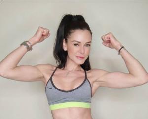 ¡Demasiado sexy! Aquí una tanda de foto y video de la actriz venezolana que se dedicó a Tik Tok