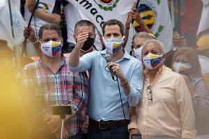 Juan Guaidó anuncia los objetivos planteados en el Acuerdo de Salvación Nacional