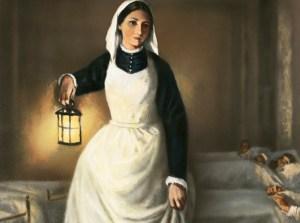 Gremio de enfermería se fortalece en su lucha por la salud al evocar a Florence Nightingale