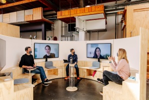 Google redefine de nuevo la oficina del futuro