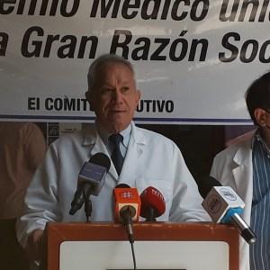 Federación Médica Venezolana exigió salario de al menos mil 500 dólares