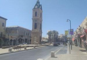 Jaffa, barrio mixto de Tel Aviv que se transformó en un campo de batalla