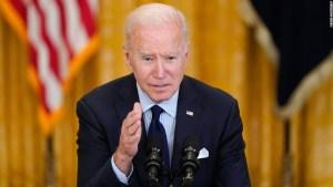 """Joe Biden se reunió con """"dreamers"""" en la Casa Blanca para mostrar su compromiso con la reforma migratoria"""