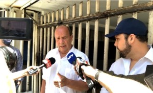 """Abogado de El Nacional, Juan Garantón calificó el allanamiento de la sede como """"una invasión con el uso de armas"""""""