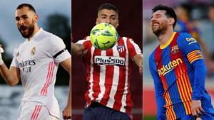 La calculadora de LaLiga: Las cuentas del Atlético para ser campeón… y las del Madrid y Barcelona para evitarlo