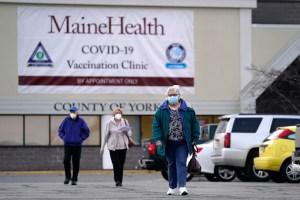 Detectaron en Maine primer caso de variante india del Covid-19