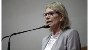 Olivia Lozano alertó sobre amenazas del régimen en contra del director de Fundaredes