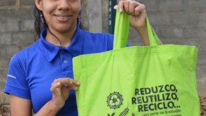 Fundación Tierra Viva ejecuta actividades divulgativas para fortalecer el proyecto Reciclaje Solidario