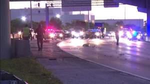 Conductor atropelló fatalmente a un peatón en Florida