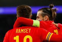 Culmina el primer tiempo, Gales derrota 1-0 a Turquía en la Eurocopa