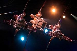 El Circo del Sol anunció la reanudación de varios de sus espectáculos