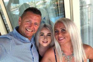 Bombero quedó devastado al ver el cadáver de su hija tras apagar un incendio