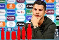 ¡Siuuuuuuuuuuu! Los memes no perdonan a Cristiano Ronaldo por su rechazo a Cola Cola