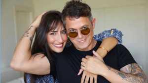 Alejandro Sanz y su novia derrochando amor en público (+FOTOS)