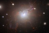Detectaron movimiento a escalas nunca antes vistas en el espacio intergaláctico