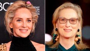 Qué dijo Sharon Stone tras sus polémicos comentarios contra Meryl Streep