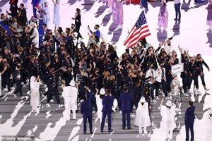 Uno de cada seis atletas estadounidenses que compiten en los Juegos Olímpicos de Tokio no ha sido vacunado