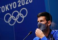 Djokovic sorprendió en las redes al entrenar con gimnastas de Bélgica (FOTOS)
