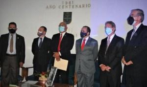Develaron nombre del constructor del Metro de Caracas en galería de Ingenieros ilustres del CIV
