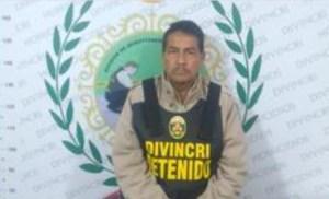 Mató a su primo con un fierro tras disputa por un terreno en Perú