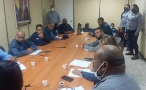Trabajadores de la antigua Sidetur volverán a protestar en CVG tras no llegar a un acuerdo económico con autoridades