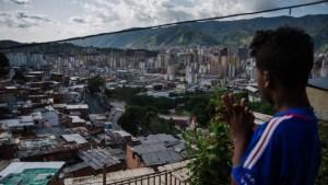 Caught between gangs and Venezuelan police in Cota 905
