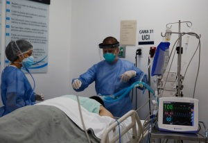 Colombia mantiene bajas sus cifras tras registrar otras 35 muertes por Covid-19