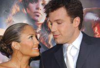 Así como quien no quiere la cosa... Jennifer Lopez y Ben Affleck posaron juntos por primera vez
