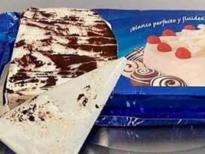 Agentes de la DEA incautaron cocaína disfrazada de pastel en un condado de Nueva York