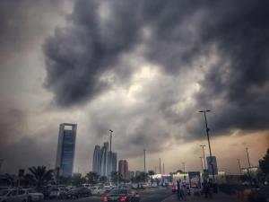 EN VIDEO: Nueva tecnología provocó lluvias artificiales en Emiratos Árabes Unidos en medio de una terrible ola de calor