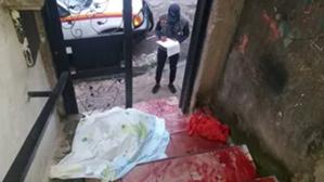 En sangriento homicidio terminó una riña entre buhoneros en Táchira