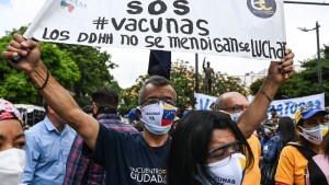 Venezuela is without a vaccination plan