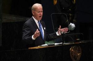 El mensaje de Joe Biden sobre Venezuela y su posición sobre los regímenes autoritarios (VIDEO)