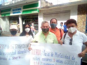¡No hay condiciones! Profesores de Guárico rechazan el inicio de clases presenciales