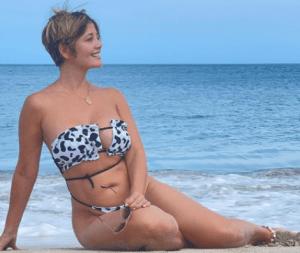 Nalgas, playa y la arena: La señora más sexy de Venezuela por enésima vez lo hizo (FOTOS)