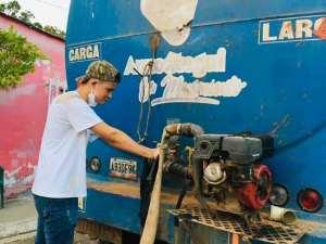 Chavismo sabotea proyectos para mejorar suministro de agua en Anzoátegui