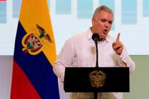 """Iván Duque espera que Alex Saab deje en evidencia la """"narcodictadura"""" de Maduro"""