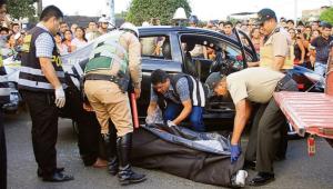 Sicariato en Perú: Al menos nueve personas asesinadas en estos primeros 15 días de octubre