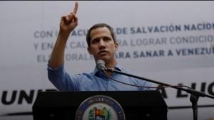 Guaidó inició la Cumbre Mundial de Defensores de la Democracia reafirmando que busca la lucha por la libertad