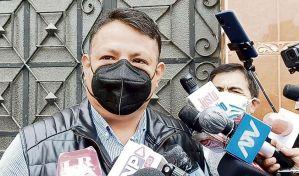 Richard Rojas, nuevo embajador de Pedro Castillo en Venezuela, investigado por la justicia peruana por lavado de activos