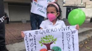 Pacientes con fibrosis quística piden atención al Estado venezolano (Video)