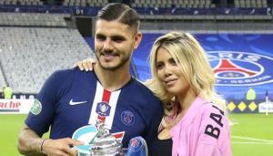 """¿Le """"soplaron el bistec""""? Medios afirman que Wanda Nara se separó de Mauro Icardi tras presunta infidelidad del jugador"""