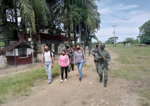 Repatriaron cuerpo de venezolano asesinado por supuestos rebeldes en Colombia